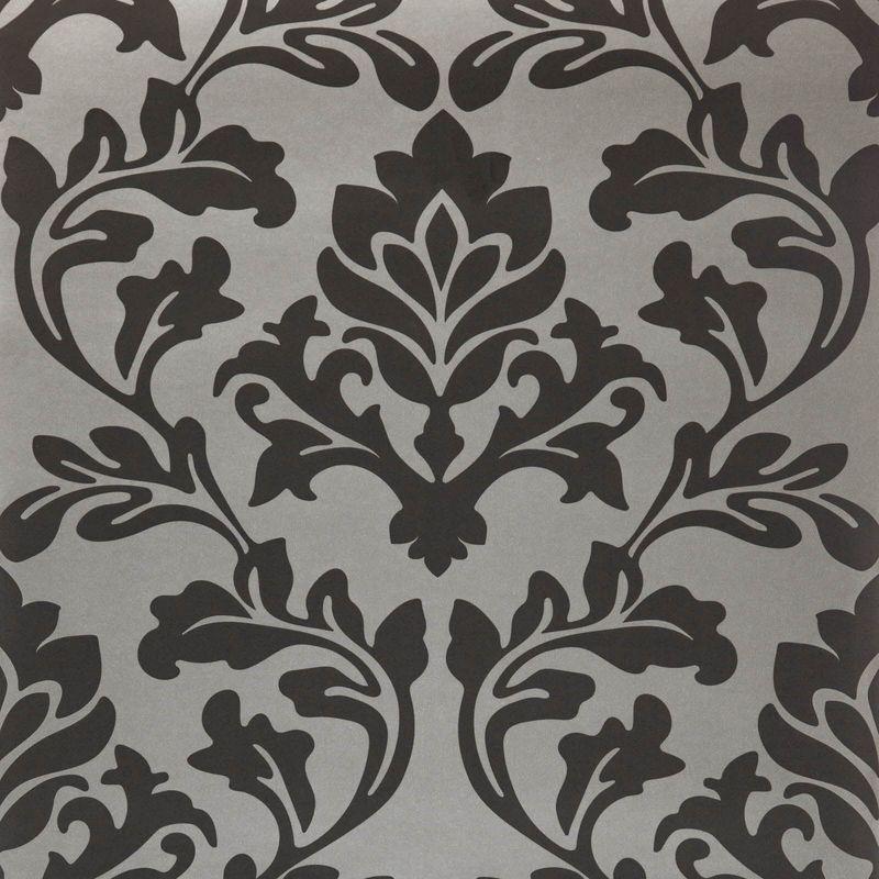 Бельгийские обои Covers,  коллекция Diamond, артикулBalgari10-Carbon