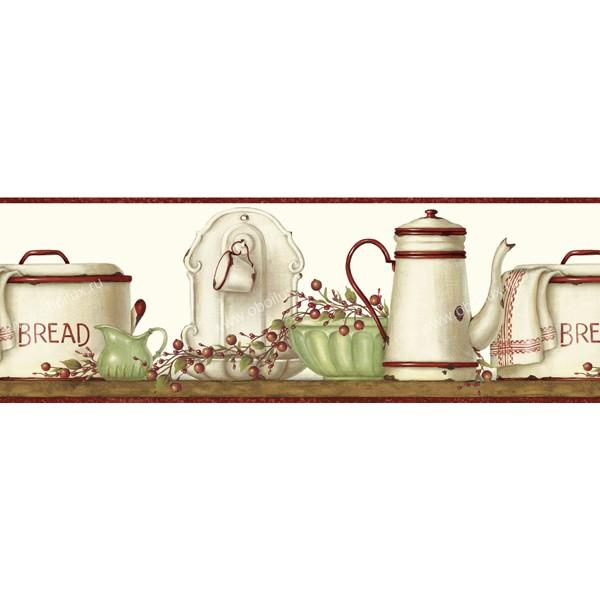 Американские обои Chesapeake,  коллекция Family & Friends III, артикулFFR65093B