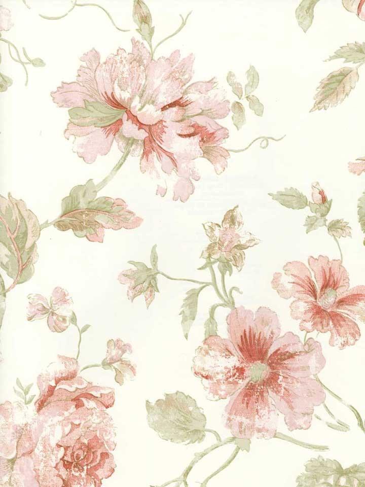 Американские обои Brewster,  коллекция Madison Florals, артикул282-64026