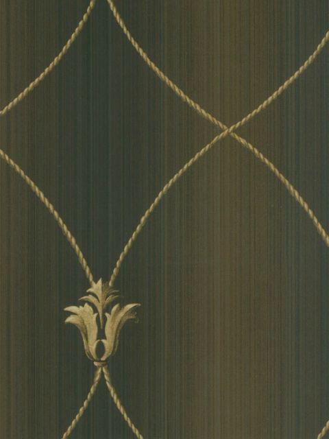 Американские обои Wallquest,  коллекция Sandpiper Studios - New Elegance, артикулSD71300