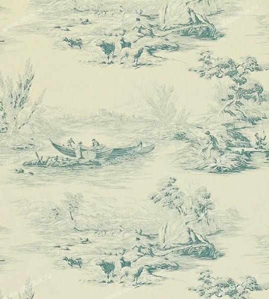 Английские обои Zoffany,  коллекция Chantemerle, артикулCHP05002