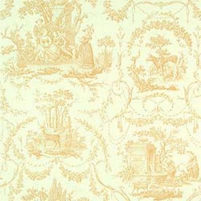 Американские обои Thibaut,  коллекция Historic Homes of America Vol VII, артикулT6901