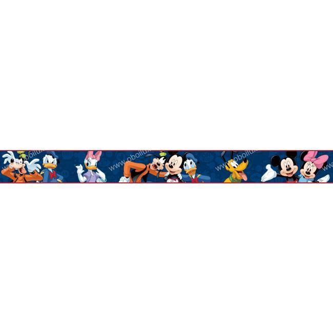 Американские обои York,  коллекция Disney II, артикулDS7805BD