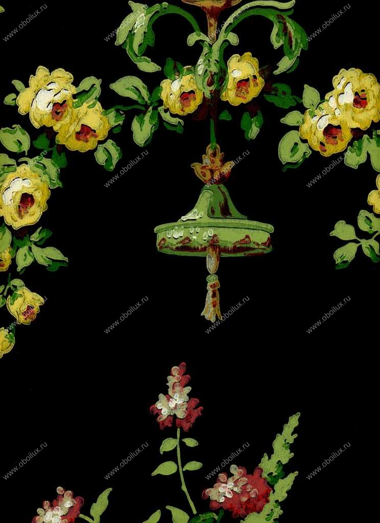 Американские обои York,  коллекция Ashford House - Flowers S.E., артикулCF6372