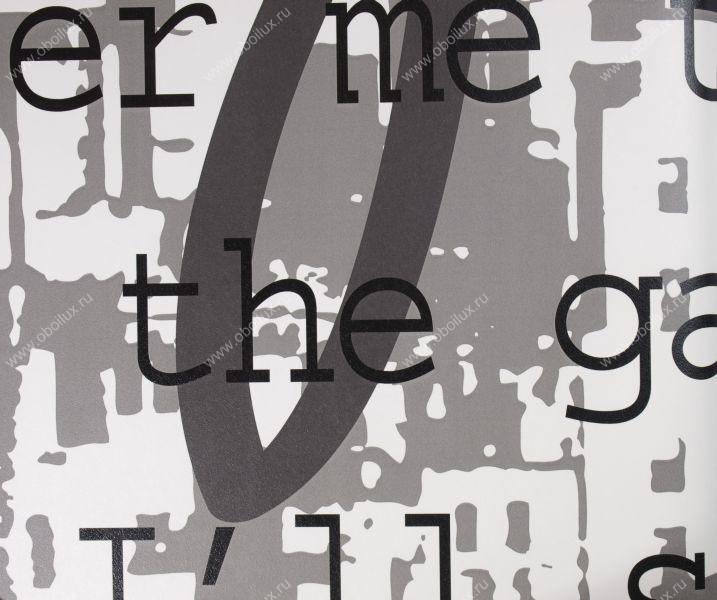 Обои  Eijffinger,  коллекция Black & White, артикул397692
