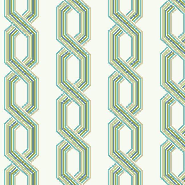 Американские обои York,  коллекция Ashford House - Ashford Geometrics, артикулGE3611