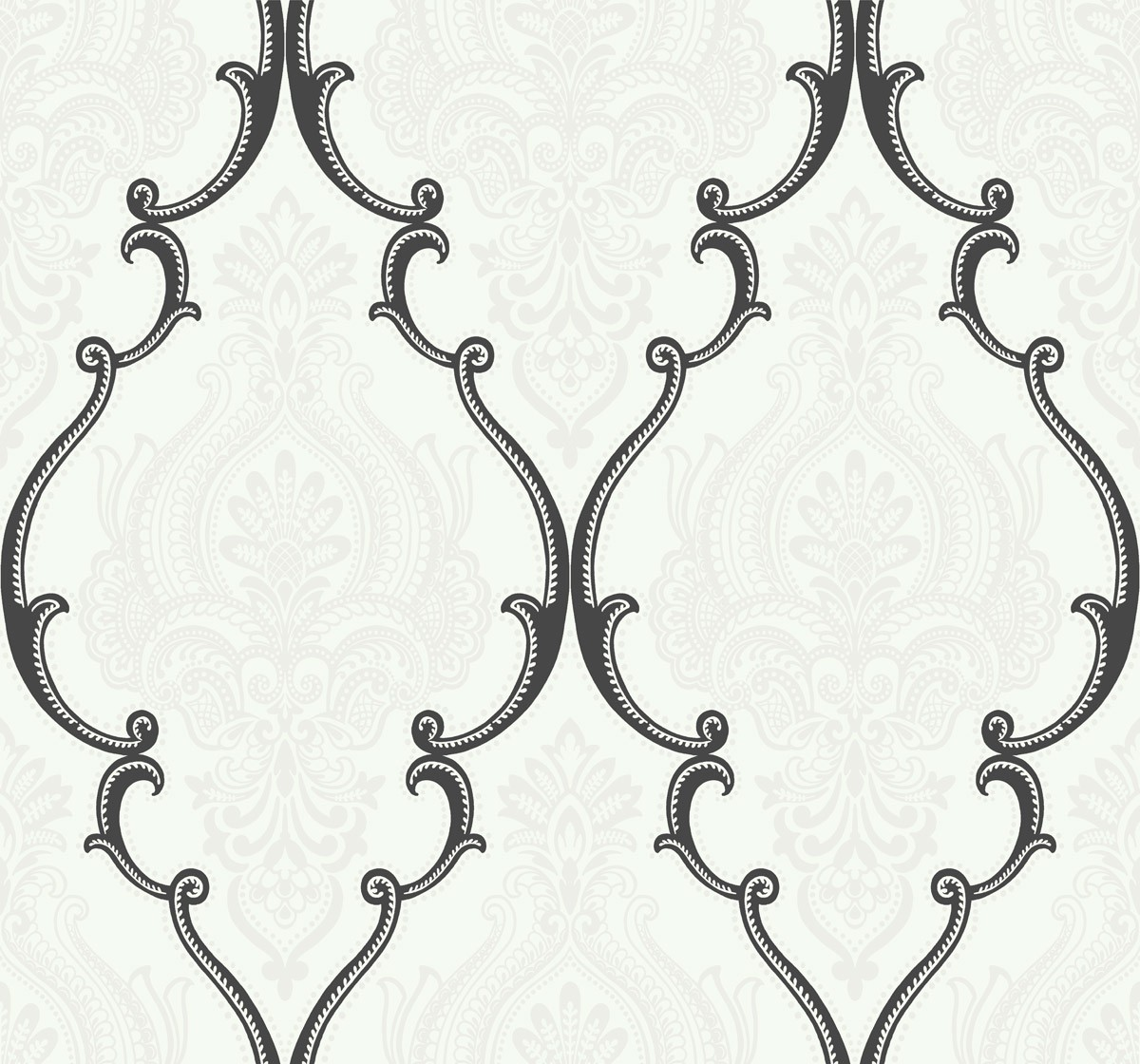 Американские обои Paper & Ink,  коллекция Modern Silhouettes, артикулLA41510