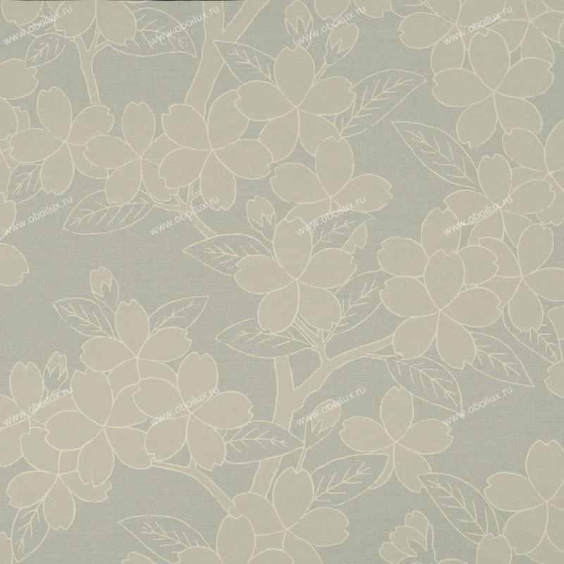 Английские обои Little Greene,  коллекция Oriental Wallpapers, артикул0275CAGRISE
