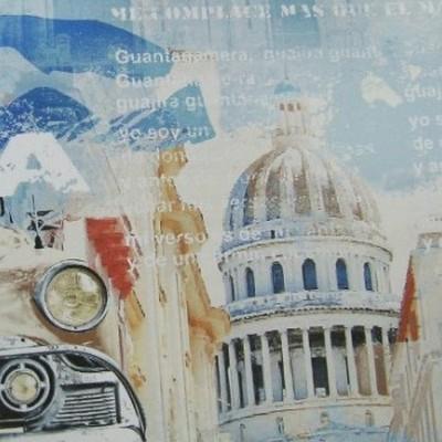 Испанские обои Vilber,  коллекция Travel, артикулW170001W01