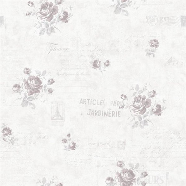 Канадские обои Aura,  коллекция Vintage Rose, артикулG45082