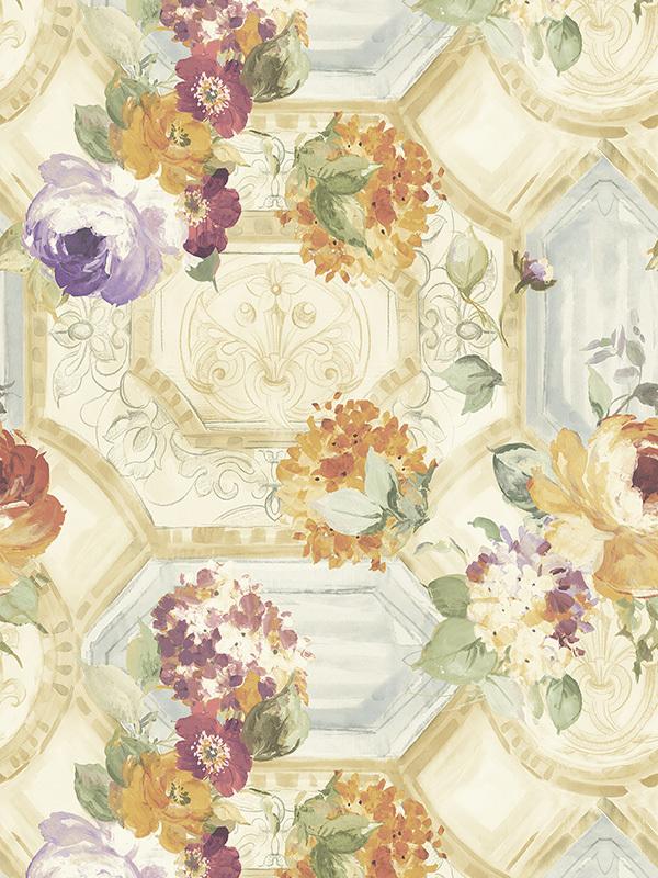 Английские обои Mayflower,  коллекция Romance, артикулMF80303