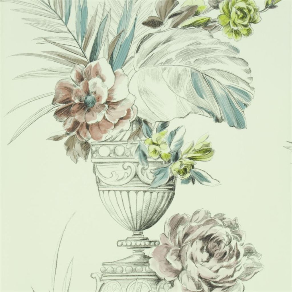 Английские обои Designers guild,  коллекция Zephirine, артикулP547/04