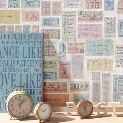 Французские обои Caselio,  коллекция Passport, артикулPSP66584055