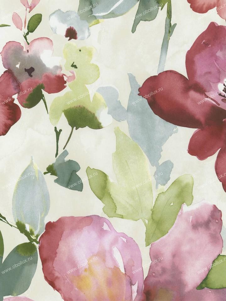 Американские обои Wallquest,  коллекция Villa Flora, артикулVB10001
