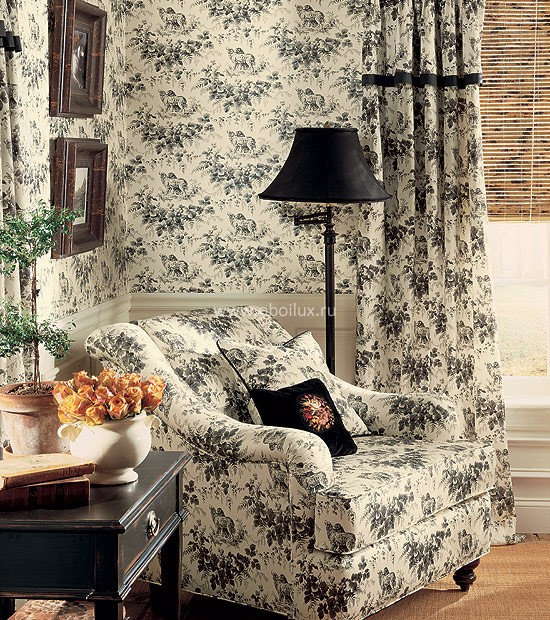 Американские обои Thibaut,  коллекция Toile Resource II, артикул T9720
