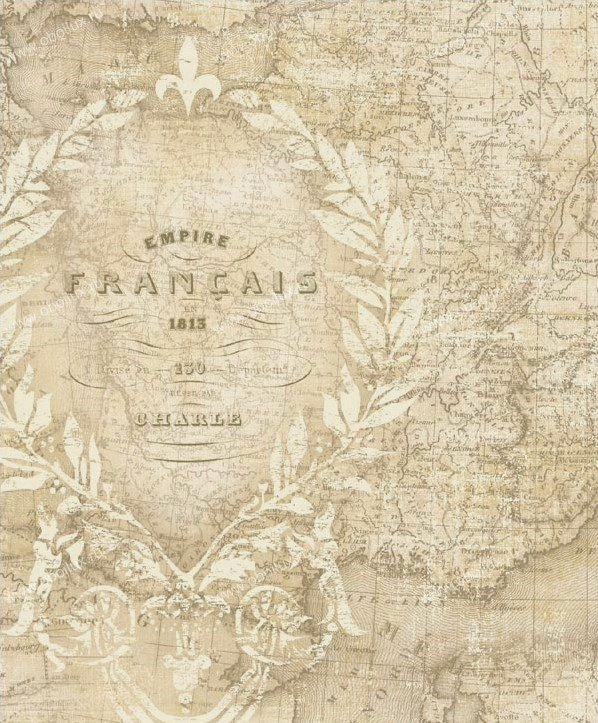 Американские обои Harrison prints,  коллекция Olde Francias, артикулOF30906