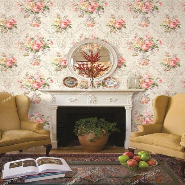 Американские обои Studio Eight,  коллекция Fleur, артикулFI90005