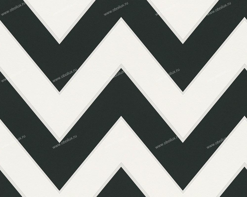 Немецкие обои A. S. Creation,  коллекция Black & White 2, артикул939431
