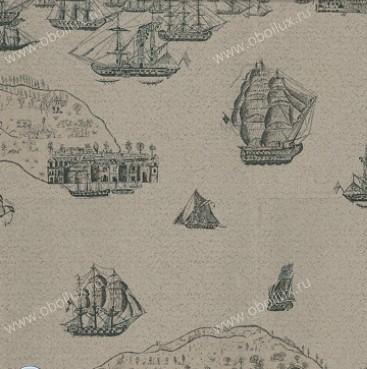 Английские обои Zoffany,  коллекция Trade Routes, артикулTRA04002