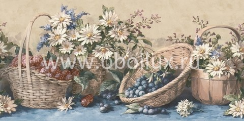 Канадские обои Blue Mountain,  коллекция Aqua, артикулBC1580267b