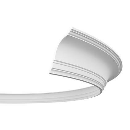 Карниз гибкий из полиуретана 1.50.108F