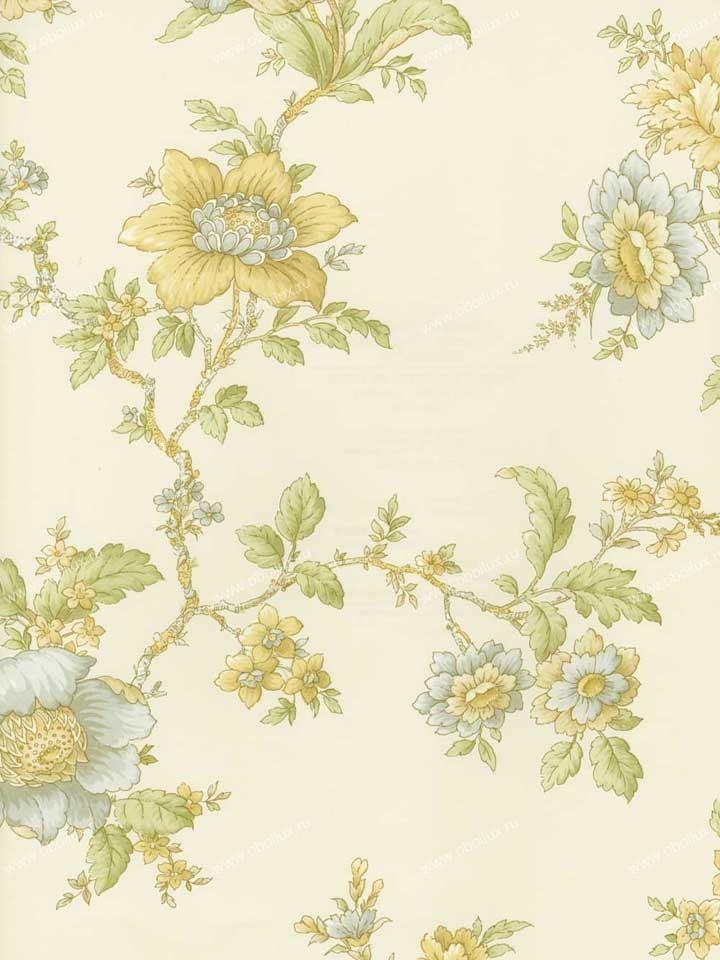 Американские обои Brewster,  коллекция Madison Florals, артикул282-64016