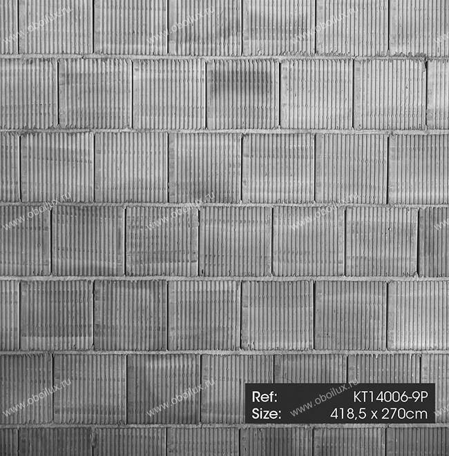 Немецкие обои KT-Exclusive,  коллекция Just Concrete, артикулkt14006