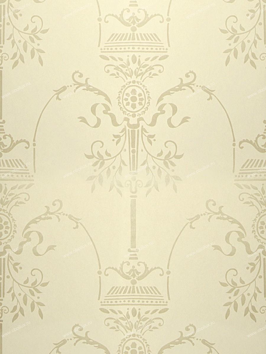 Американские обои Stroheim,  коллекция Palettes, артикулALDRIDGENONWOVENIvory