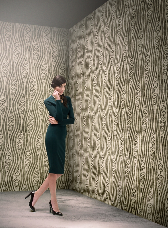 Итальянские обои Wall & deco,  коллекция Gio Pagani 14, артикулGPW1404