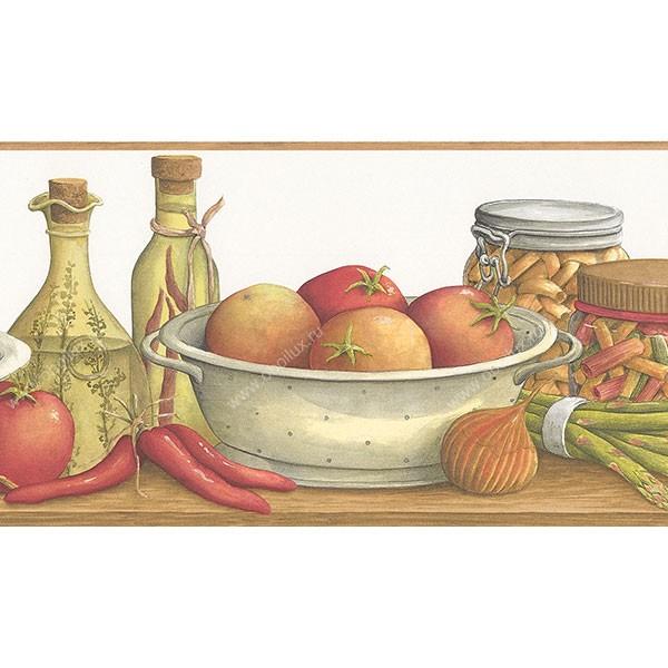 Канадские обои Aura,  коллекция Kitchen story, артикулFK78450