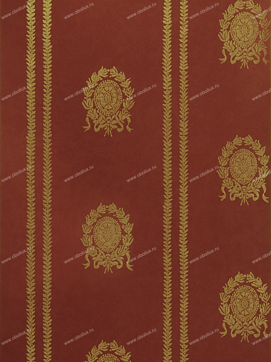 Американские обои Stroheim,  коллекция Palettes, артикулCOMPLINPersimmon
