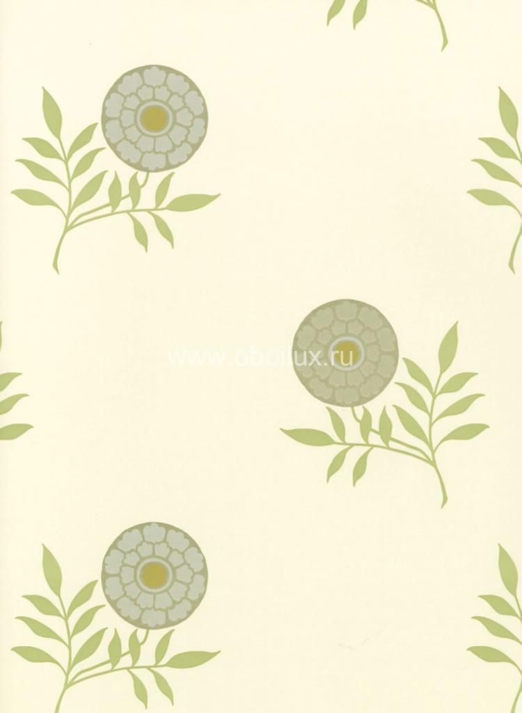 Английские обои Morris & Co,  коллекция Art of decoration V, артикулDMOWMO101