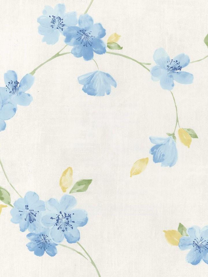 Американские обои Wallquest,  коллекция Fresh Floral, артикулFF90802