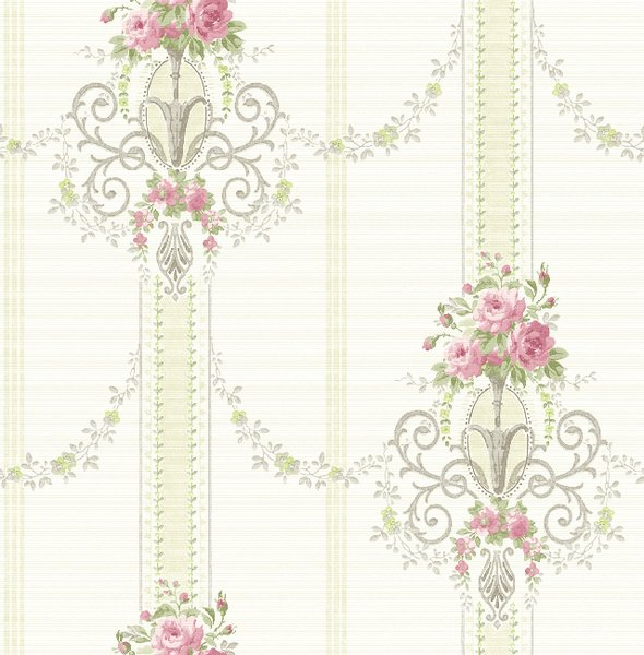 Американские обои Wallquest,  коллекция English Rose, артикулEN10709