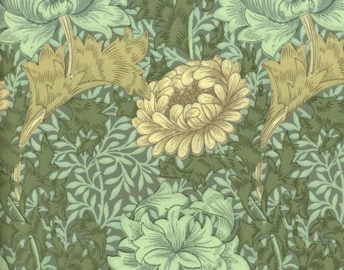 Английские обои Morris & Co,  коллекция Compendium, артикулWM7612/7