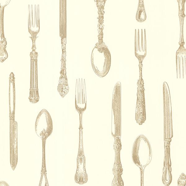 Американские обои Chesapeake,  коллекция Kitchen & Bath Resource III, артикул347-20118