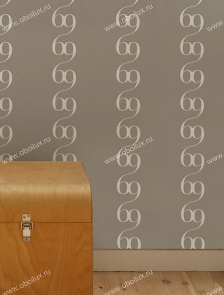 Испанские обои Tres Tintas,  коллекция Bodoni, артикулVH6_C1