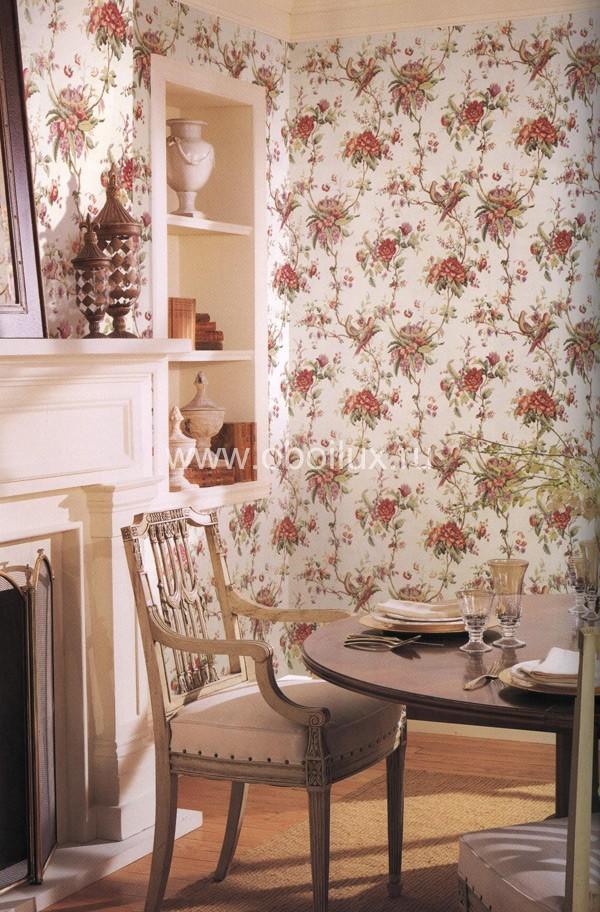 Американские обои Seabrook,  коллекция Fine Homes, артикулAH21004