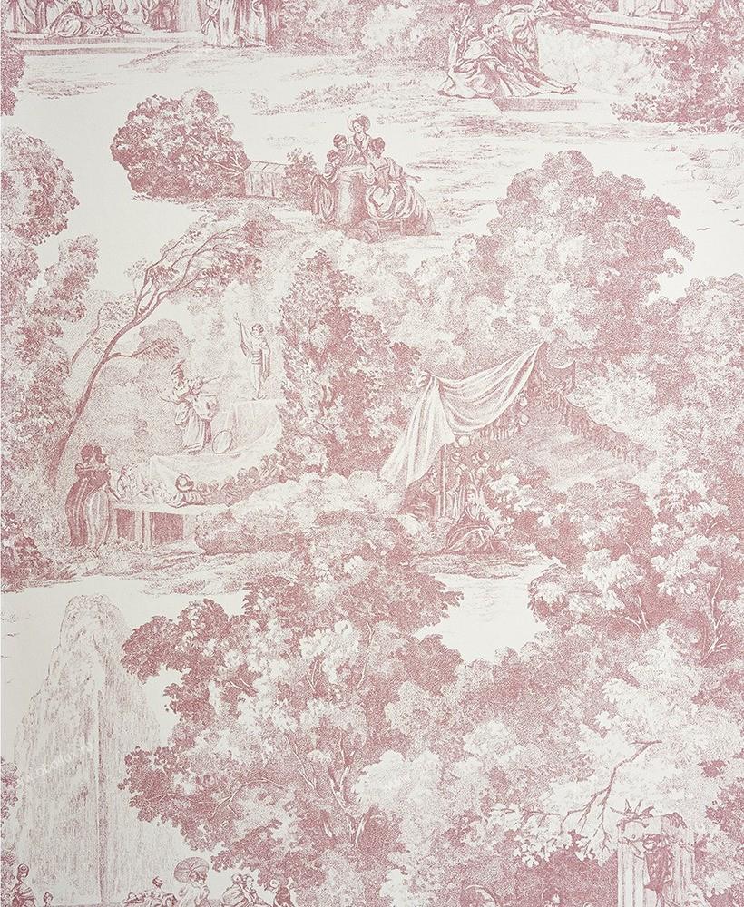 Французские обои Casadeco,  коллекция Chantilly, артикулCHT22974119