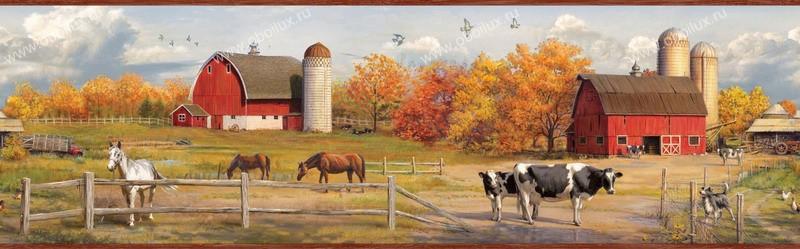 Американские обои Chesapeake,  коллекция Outdoor, артикулHTM48431B
