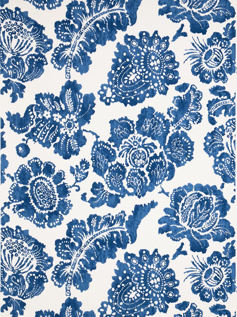 Американские обои Stroheim,  коллекция Blue & White, артикул6021602