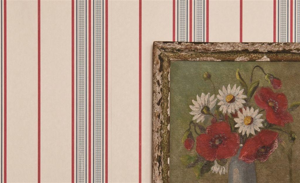 Английские обои William Yeoward,  коллекция St Ives, артикулPW015/01