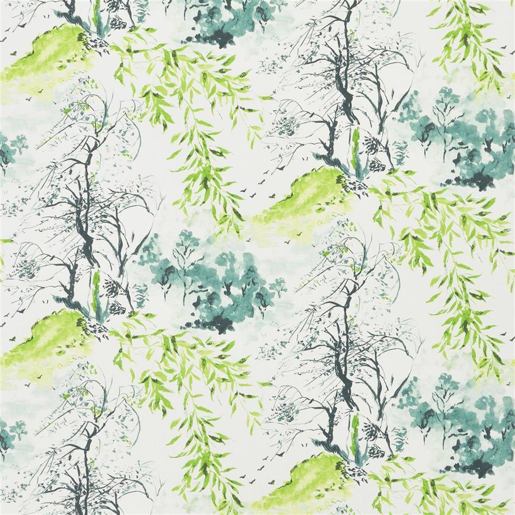 Английские обои Designers guild,  коллекция Shanghai Garden, артикулPDG651/01