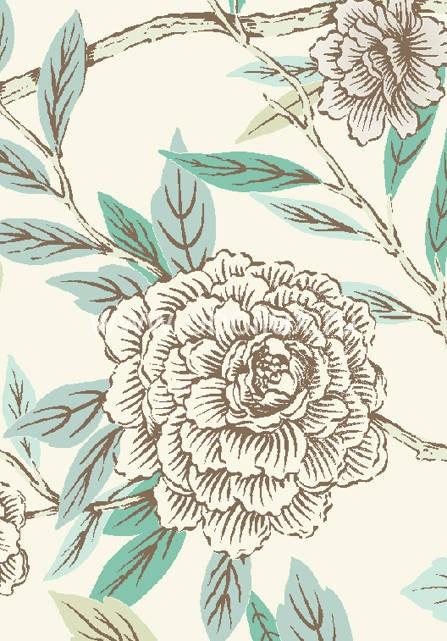Английские обои Lewis & Wood,  коллекция Wide width Wallpapers, артикулLW14557