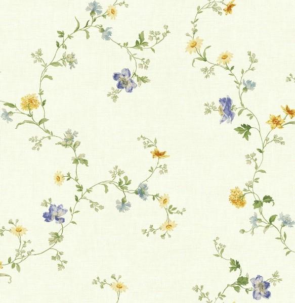 Американские обои Seabrook,  коллекция Garden Diary, артикулCY10202