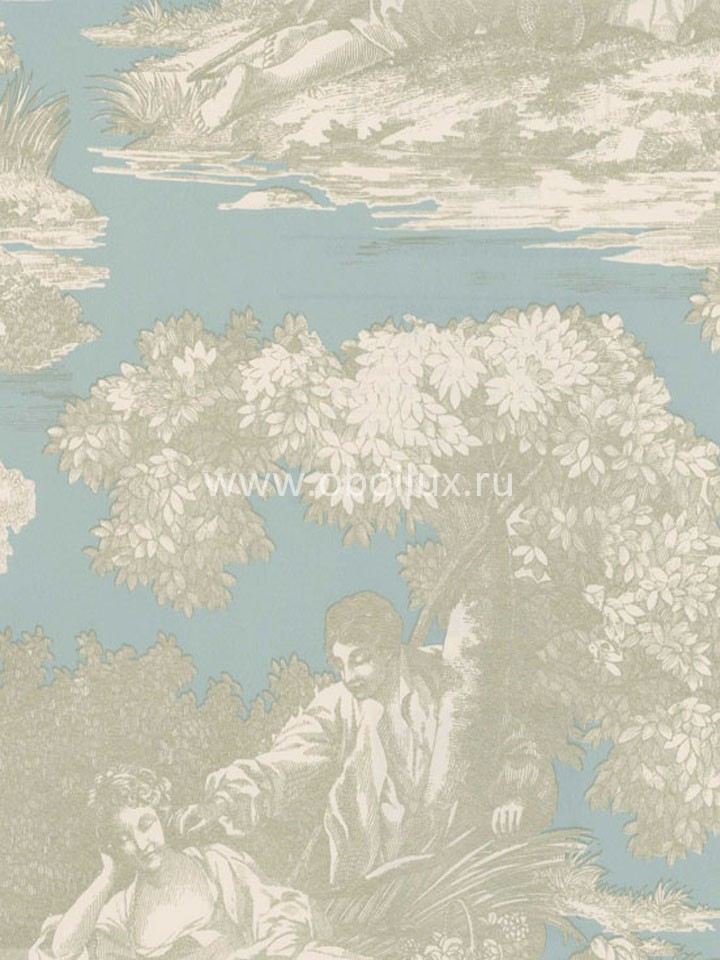 Канадские обои Blue Mountain,  коллекция Metallic, артикулBC1583787