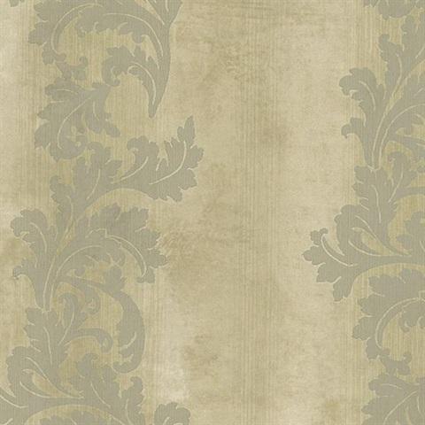 Американские обои York,  коллекция Gold Leaf, артикулGF0815