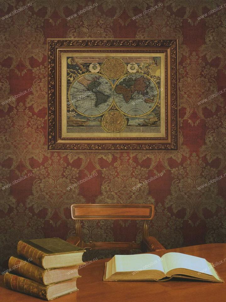 Американские обои Seabrook,  коллекция Salerno, артикулOK71001