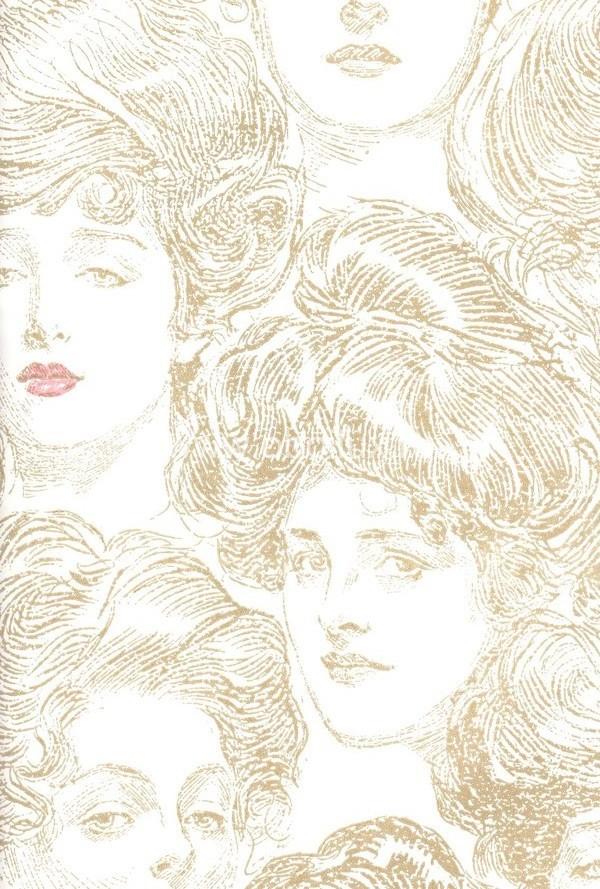 Американские обои York,  коллекция Ashford House - Tres Chic, артикулBL0405