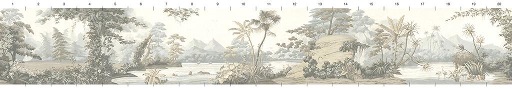 Американские обои Paul Montgomery Studio,  коллекция Melange Series, артикулS-06-16-E